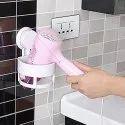 Plastic Hair Dryer Holder