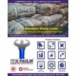 Monsoon Shade Cover X-Paiulin Cross Laminated Tarpaulin