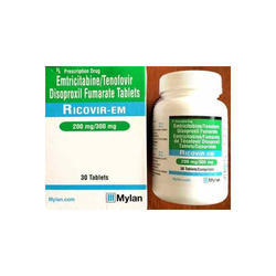 Ricovir 300 Mg Tablets