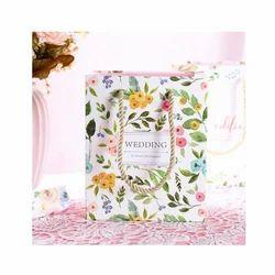 Floral Printed Paper Gift Bag, Capacity: 1.5 Kg