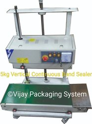 Vertical Continuous Band Sealer-5kg