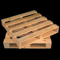 Two Way Rectangular Wooden Pallet
