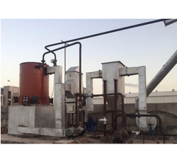 Wood Fired Thermic Fluid Heaters, 25 Kw, 380 V