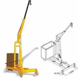 Hydraulic Stackers, Floor Cranes, & Pallet Trucks