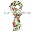 Floral Print Designer Scarves