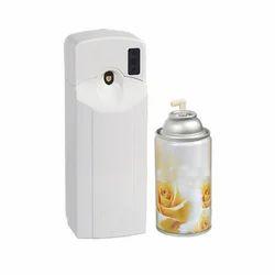 Aerosol Perfume Dispenser