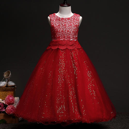 9368230e3b0 Charming Red Sleeveless Party Dress