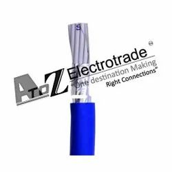 0.5 SQ MM X 10 Core Shielded Flexible FRLS Cable