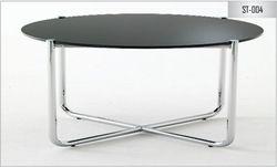 Mayuri International White Side Table - 003