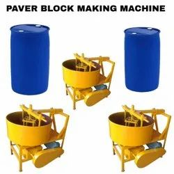 Pavers Block Tiles Machine