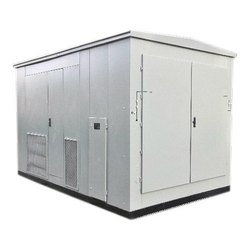 DRY & OIL COOLED COMPACT SUBSTATION