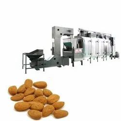 Almond Continuous Roasting Machines