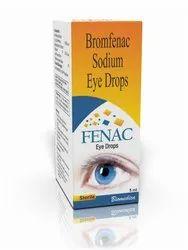 Bromfenac Ophthalmic Eye Drops