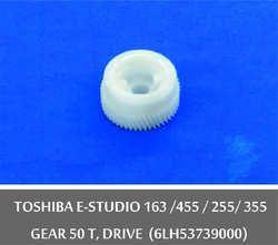 Toshiba E - Studio 163 / 455 / 255 / 355, Gear 50 T, Drive (6LH53739000)