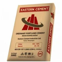 FMCS Certification For Ordinary Portland Cement