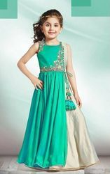 Kid's Girl Gown Wear