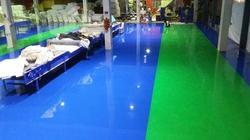 Designer Epoxy Flooring, Minimum Flooring Area: 1000 Sq Ft