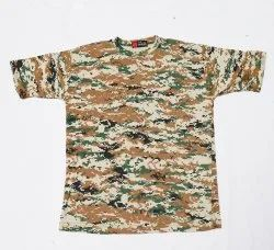 Army Cobra GG Half Sleeves T-Shirts