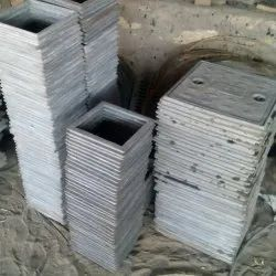 Galvanized Iron Manhole Cover