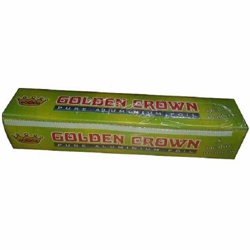 Pure Aluminum Foil Box