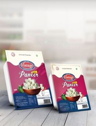 Milk Polypack Vintage Paneer, For Cooking, Quantity Per Pack: 1lg