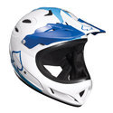 Female Full Face Helmet, Size: Lg
