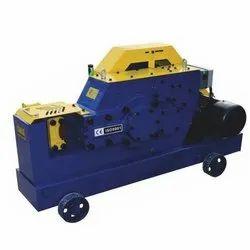 Blueline Rebar Cutting Machine