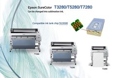 Epson Sublimation Sure Colours T Series