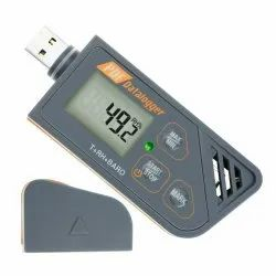 Portable Temperature  Humidity  BARO Data logger
