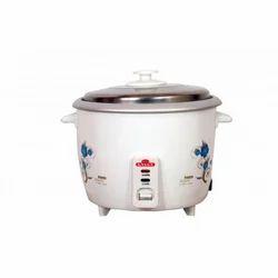Stainless Steel Rice Cooker (Deluxe), 700 Watt