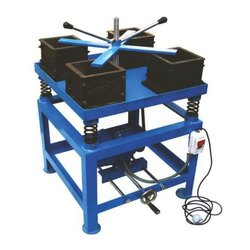 ABLE Cube Mould Vibratory Table