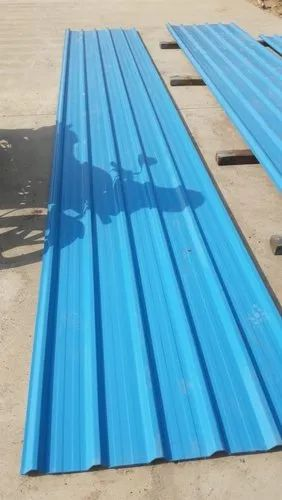 PVC Plastic Roofing Sheet