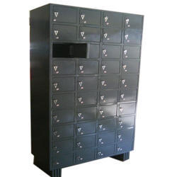 SS Mobile Storage Cabinet