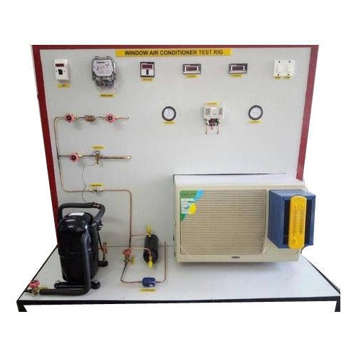 Refrigeration and Air Conditioning Laboratory Equipment - Ice Plant