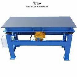 Vibrating Table Machine