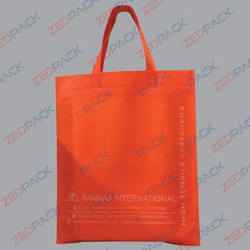 Printed Non Woven Loop Handle Bag