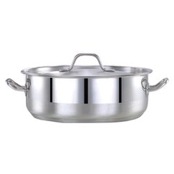 Stainless Steel Low Cook Pot