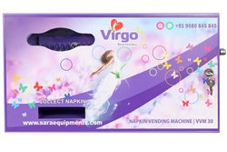 Sanitary Napkin Vending Machine with Coin Operation VVM30