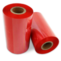Red Barcode Ribbon
