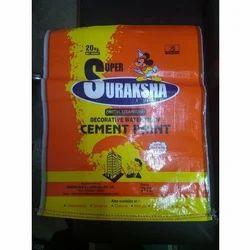 Decorative Waterproof Cement Paint Bags