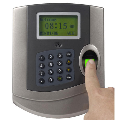 Best Biometric Attendance Machine