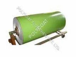 Teflon Coated SS Cylinder
