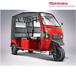 Battery Operated Rickshaw - E - Rickshaw Latest Price, Manufacturers