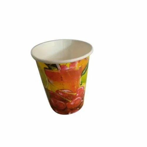 Biodegradable Paper Glass, Packaging Type: Packet