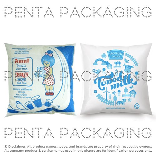 Milk Packaging Film