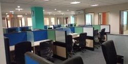 4000/8000 SQFT Furnished Office Space For Rent at Rs 32/SQFT