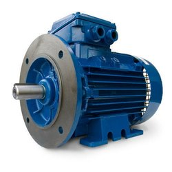 3 HP Three Phase Flange Motor