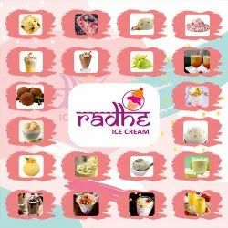 Radhe Ice Cream, Packaging Type: Loose And Packing Of Cones