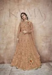 Pr Fashion Launched Designer Heavy Floor Length Suit