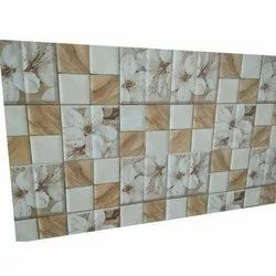 Gloss Designer Bathroom Wall Tiles, Thickness: 5-10 mm